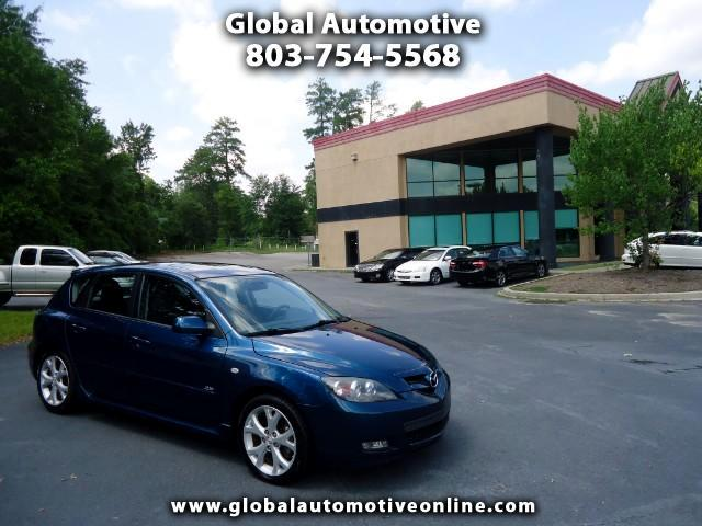 2008 Mazda MAZDA3 AUTOMATIC SUNROOF 6 DISC IN DASH CHANGER POWER WINDOWS  DOORS  Please call u