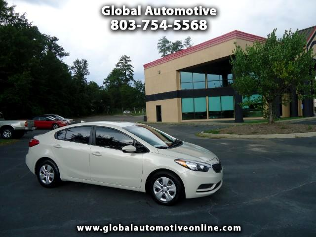 2015 Kia Forte AUTOMATIC POWER WINDOWS AND DOORS Please call us at 803-754-5568 to arrange a test d