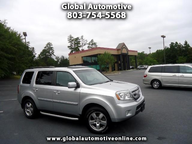 2011 Honda Pilot BACK UP CAMERA LEATHER SUNROOF RUNNING BOARDS TOW PACKAGE Please call us at 803