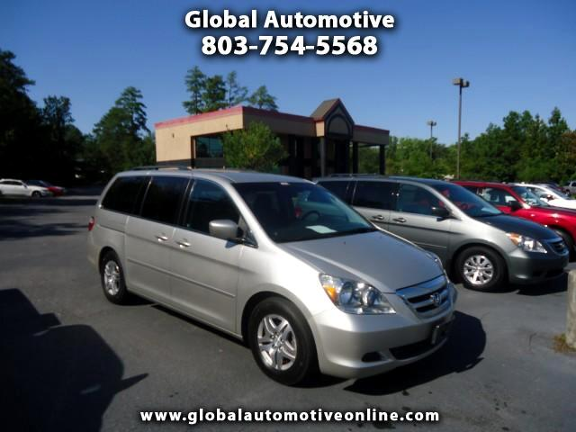 2007 Honda Odyssey ONE OWNER POWER SLIDING DOORS EXTRA KEYS Please call us at 803-754-5568 to arran