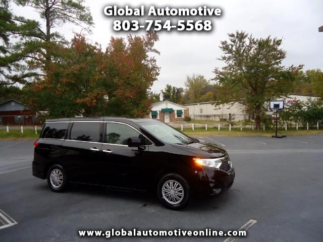 2012 Nissan Quest AUTOMATIC NEW TIRES Please call us at 803-754-5568 to arrange a test drive or
