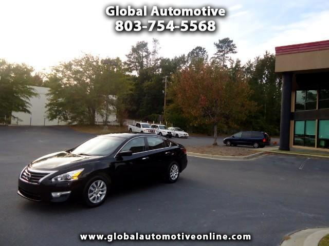2015 Nissan Altima AUTOMATIC POWER SEAT Please call us at 803-754-5568 to arrange a test drive or v