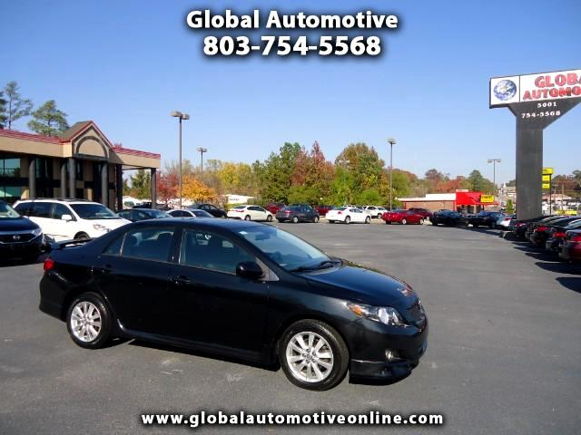 2009 Toyota Corolla ALLOY WHEELS SUNROOF ALL POWER OPTIONS CRUISE CONTROL REAR SPOILER  Please