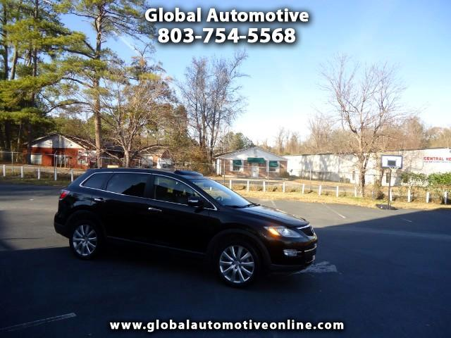 2007 Mazda CX-9 LOW MILES LEATHER SUNROOF HEATED SEATS THIRD ROW SEAT LOADED  Please call us at