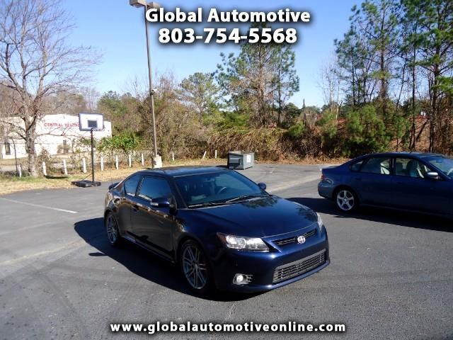 2012 Scion tC 6 SPEED MANUAL TRANSMISSION SUNROOF REAR SPOILER Please call us at 803-754-5568 to ar