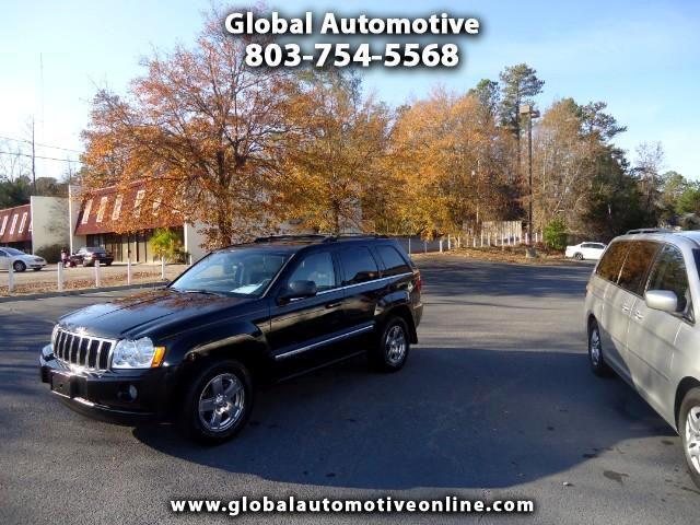 2007 Jeep Grand Cherokee HEMI LEATHER SUNROOF HEATED SEATS TOW PACKAGE Please call us at 803-754-55