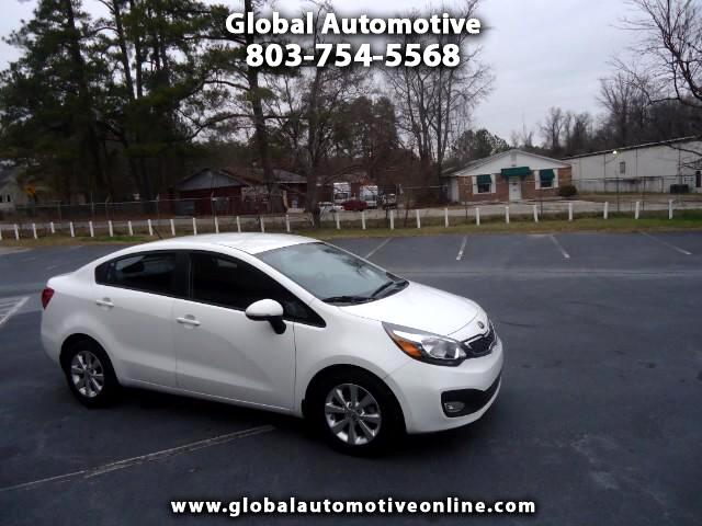 2013 Kia Rio AUTOMATIC BACK UP CAMERA POWER WINDOWSDOORS LOW MILES ALLOY WHEELS  Please call
