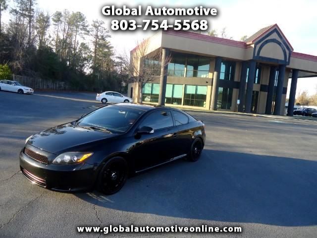 2009 Scion tC RELEASE SERIES 50- -1403 OF 2000 MANUAL TRANSMISSION SUNROOF Please call us at 803-
