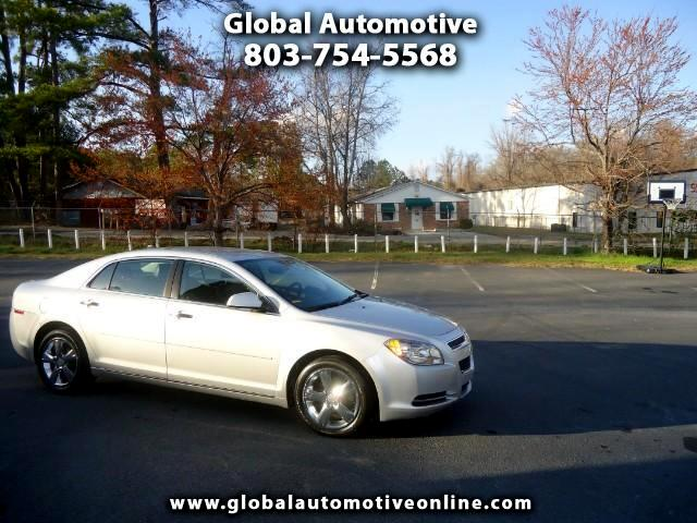 2012 Chevrolet Malibu LEATHER COMBO HEATED SEATS EXTRA SHARP  Please call us at 803-754-5568 to
