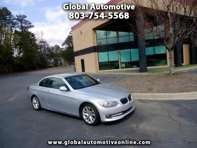 2012 BMW 3-Series Harman Kardon StereoConvertibleNavigation SystemAutomtaic- Please call us at 803-