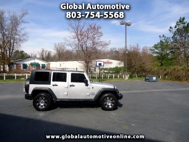 2010 Jeep Wrangler 4X4 AUTOMATIC ONE OWNER POWER WINDOWS DOORS CRUISE CONTROL RUNNING BOARDS Pleas