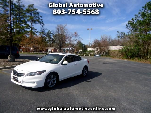 2011 Honda Accord AUTOMATIC 2 DOOR COUPE LEATHER SUNROOF HEATED SEATS LOADED  Please call