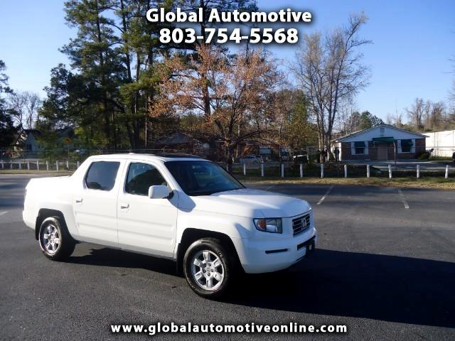 2007 Honda Ridgeline LEATHER SUNROOF Please call us at 803-754-5568 to arrange a test drive or visi