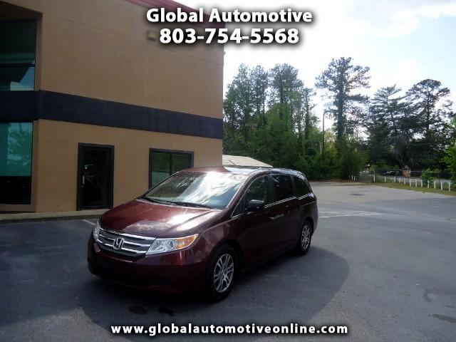 2011 Honda Odyssey Please call us at 803-754-5568 to arrange a test drive or visit our website www
