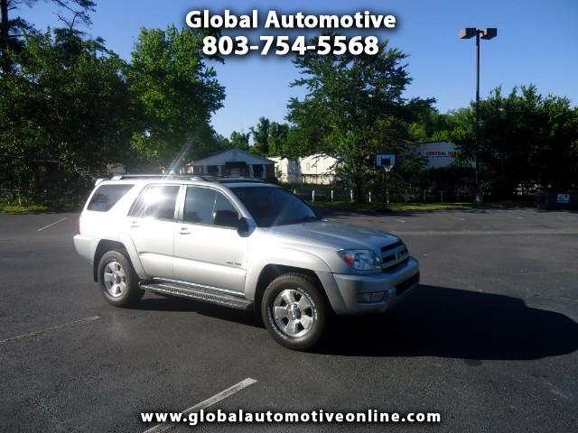 2004 Toyota 4Runner 4 WD NEW TIRES NEW INTERIOR DASH FULLY SERVICED LEATHER SUNROOF LOADED Please c