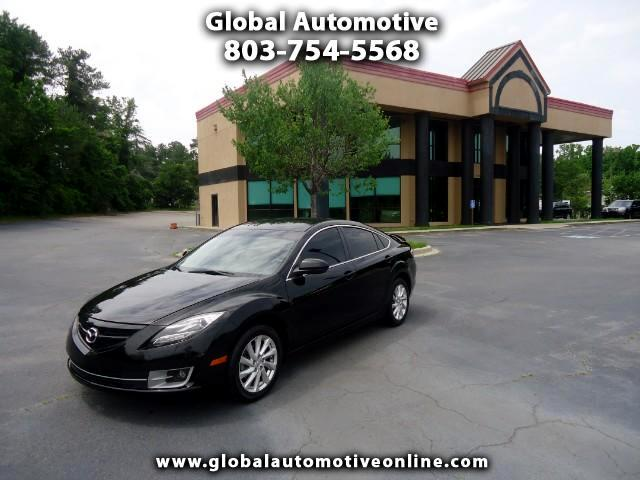 2011 Mazda MAZDA6 AUTOMATIC POWER SEAT ALLOY WHEELS NEW TIRES Please call us at 803-754-5568 to