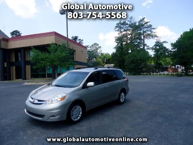 2008 Toyota Sienna ONE OWNER AWD LEATHER SUNROOF NAVIGATION BACK UP CAMERA POWER TAILGATE AND DOORS