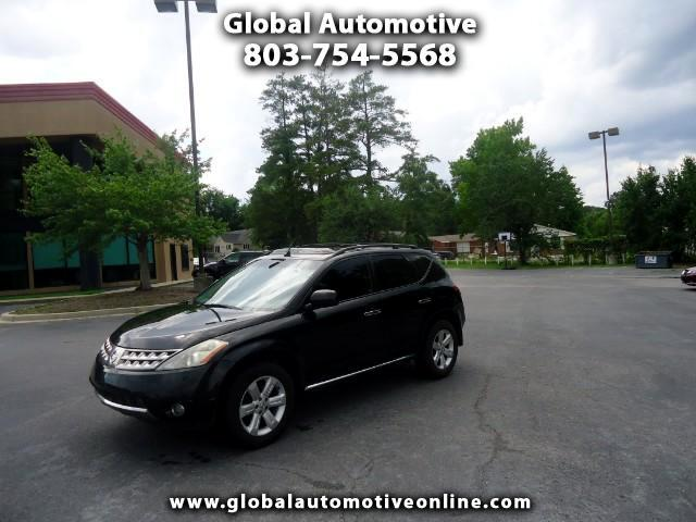 2006 Nissan Murano AWD LEATHER SUNROOF BACK UP CAMERA HEATED SEATS Please call us at 803-754-5568 t