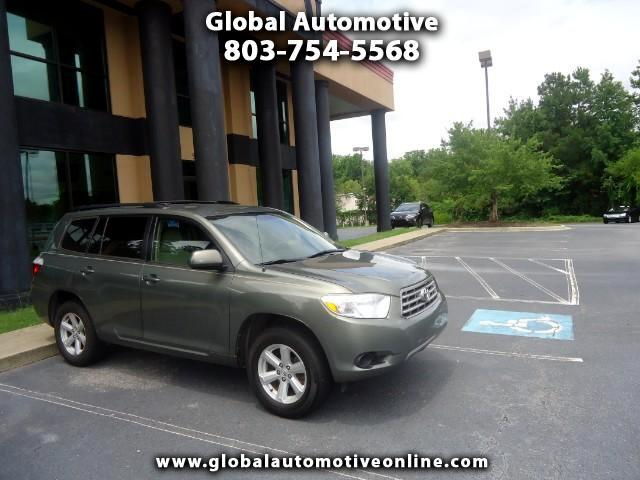 2010 Toyota Highlander 4WD THIRD ROW SEAT AUTOMATIC Please call us at 803-754-5568 to arrange a tes