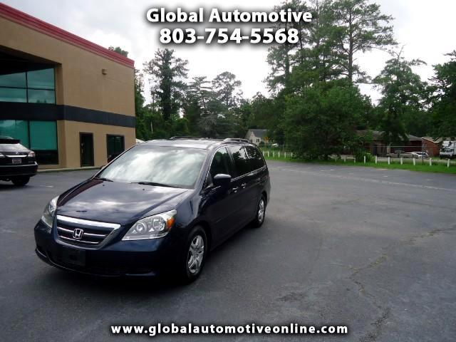 2007 Honda Odyssey ONE OWNER NEW TIRES LEATHER SUNROOF Please call us at 803-754-5568 to arrange a