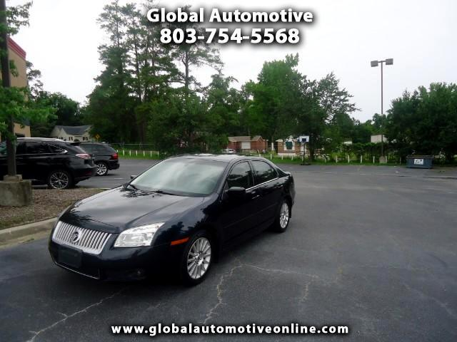 2009 Mercury Milan NEW TIRES LEATHER SUNROOF Please call us at 803-754-5568 to arrange a test drive