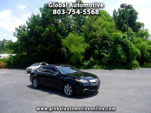 2012 Acura TL NEW TIRES LEATHER SUNROOF Please call us at 803-754-5568 to arrange a test drive or v