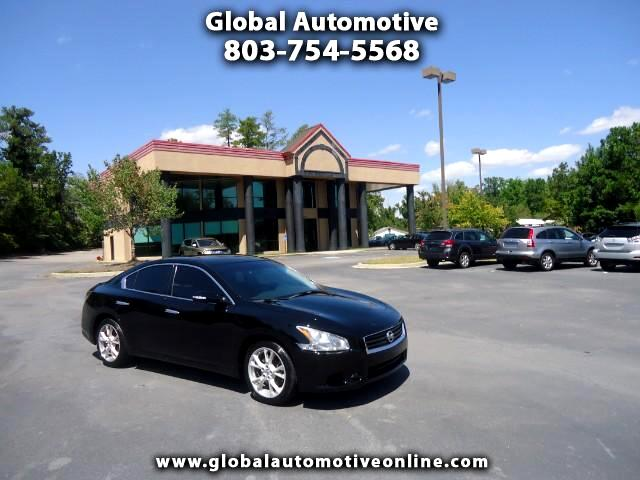 2013 Nissan Maxima LEATHER SUNROOF NEW TIRES Please call us at 866-524-3954 to arrange a test drive