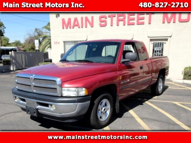 1999 Dodge Ram 1500 Quad Cab Short Bed 2WD