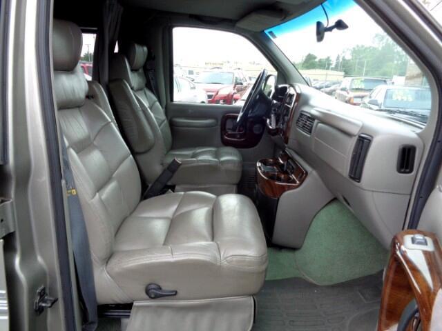 2001 Chevrolet Express CONVERSION VAN