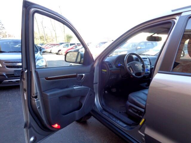 2011 Hyundai Santa Fe Limited 3.5 4WD