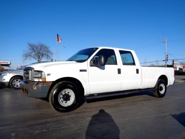 2004 Ford F-250 SD XL Crew Cab Long Bed 2WD
