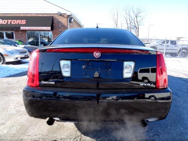 2008 Cadillac STS V6 AWD