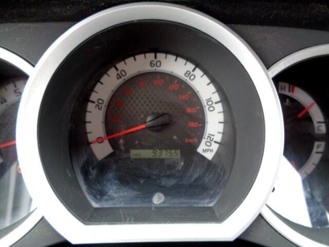 2013 Toyota Tacoma Regular Cab 2WD