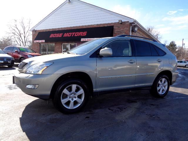 used 2006 lexus rx 330 for sale in crestwood il 60445 bose