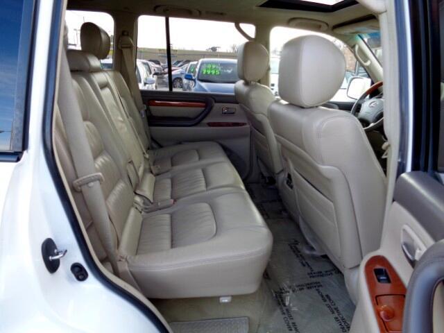 2005 Lexus LX 470 Sport Utility