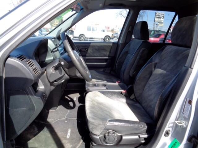 2004 Honda CR-V EX 4WD AT