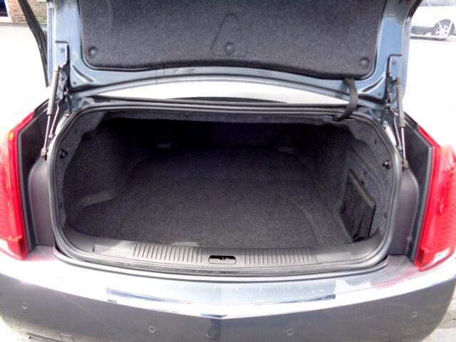 2009 Cadillac CTS 3.6L SIDI AWD