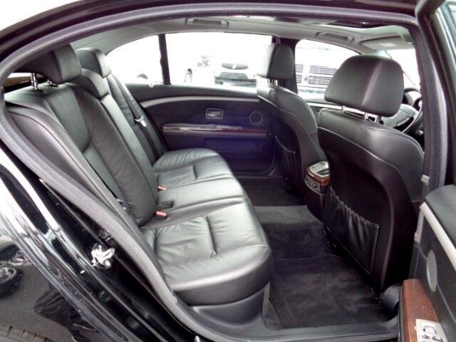 2003 BMW 7-Series 745Li