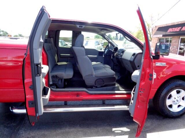 2006 Ford F-150 STX SuperCab 2WD