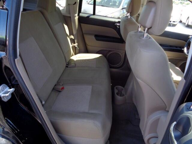 2012 Jeep Compass Latitude 4WD