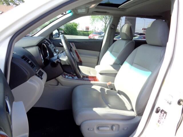2011 Toyota Highlander Limited 4WD