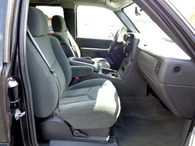 2004 Chevrolet Silverado 1500 Z71 Ext. Cab Short Bed 4WD