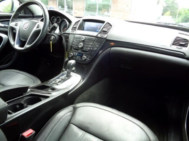 2012 Buick Regal CXL