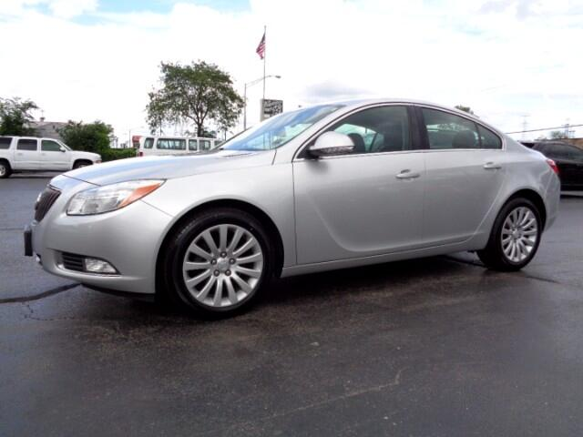 2012 Buick Regal CXL