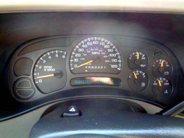 2007 Chevrolet Silverado Classic 1500 LT2 Ext. Cab 4WD