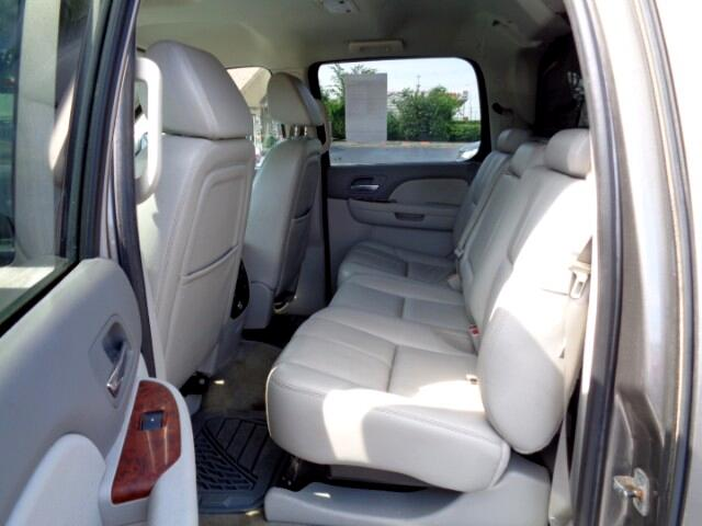 2008 Chevrolet Avalanche LTZ 4WD