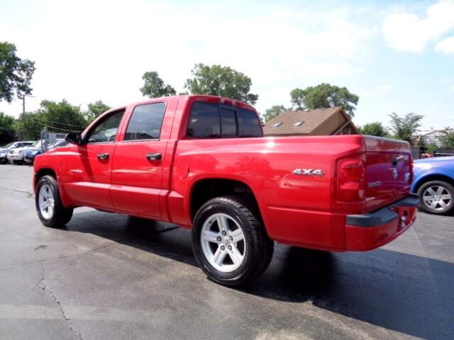 2008 Dodge Dakota SXT Crew Cab 4WD