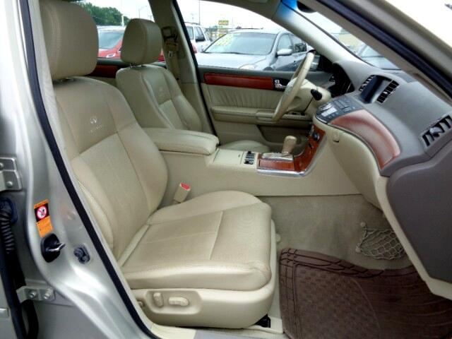 2007 Infiniti M 35 4WD