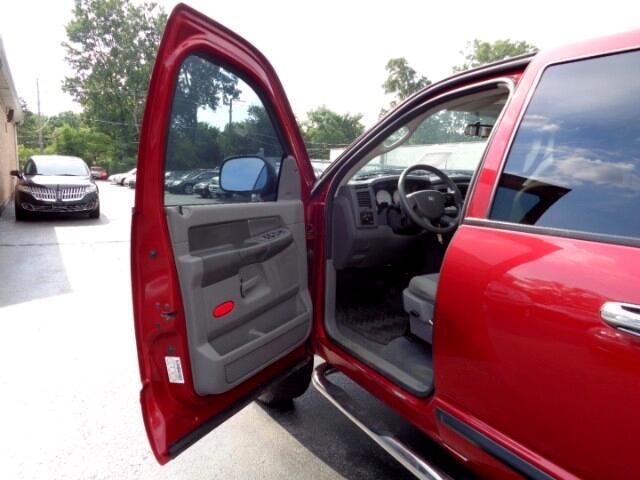 2007 Dodge Ram 1500 SLT Quad Cab 4WD