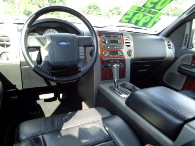 2005 Ford F-150 Lariat SuperCrew 4WD